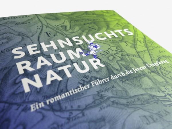 Sehnsuchtsraum Natur · Cover